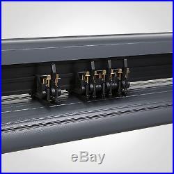 53 Vinyl Cutter Sign Cutting Plotter with Artcut Pro Software Design Cut 3 Blades