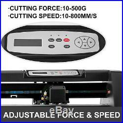 53 Vinyl Cutter / Sign Cutting Plotter with Vinyl Master (Design + Cut) Software