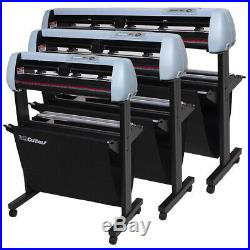 53 Vinyl Cutter With Stand With Cutter Software New + 2 Years Warranty