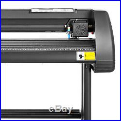 5in1 Heat Press 12x15 Vinyl Cutter Plotter 34 Digital Handicraft Software