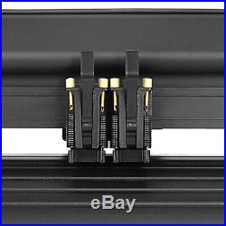 5in1 Heat Press 15x12 14 Vinyl Cutter Plotter Handicraft Software Graphics