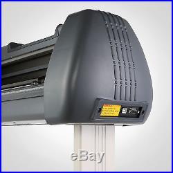 5in1 Heat Press Transfer Kit 28 Vinyl Cutting Plotter Cutter Software 3 Blades