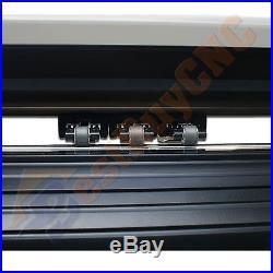 630mm Redsail Cutting Vinyl Plotter Cutter RS720C With Artcut 2009 Software