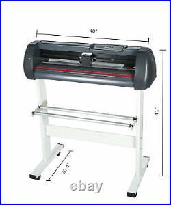 870mm/34 Cutter Vinyl Cutter / Plotter, Sign Cutting Machine withSoftware