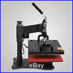 8in1 Heat Press Transfer Kit 53 Vinyl Cutting Plotter T