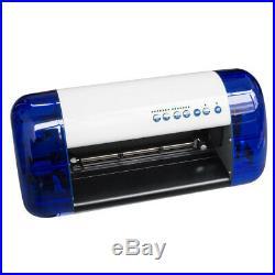 A+NEW A4 US Cutter Vinyl Cutter Cutting Plotter Desktop Machine+Pro Software CD