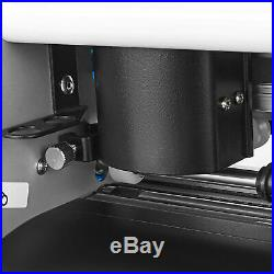 A4 Vinyl Cutter Cutting Plotter Carving Machine Portable Artcut Software DIY CE