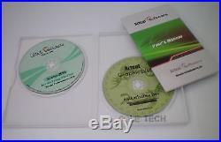 ARTCUT 2009 Pro Software for Sign Vinyl plotter cutting 9 Languages 2CD Cutter
