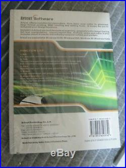 ARTCUT Pro Software for Sign Vinyl plotter Cutting LOT OF 3