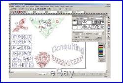 Artcut Software Vinyl Cutter Plotter 2009 for Sign Making Create Refine Roland