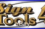 BEST software for Roland Cutter, SignTools 4 Corel Draw vinyl cutting -plotter