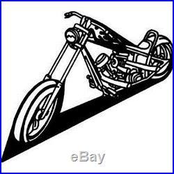 BIKE MOTORCYCLE VECTOR CLIP ART FOR VINYL CUTTER PLOTTER SOFTWARE CUT READY ART