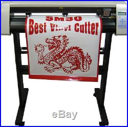 BRAND NEW 30 SignMax Vinyl cutter Contour Cutting Pro Unlimited software 2014