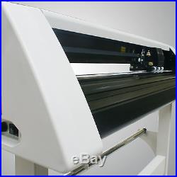 BRAND NEW HQ Redsail 24 IN Cutting Plotter Vinyl Cutter with ARTCUT2009 Software