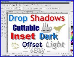 Best Value Sign Software Vinyl Cutter Plotter Arc Text Vectorize VinylMaster LTR