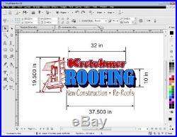 Best Value Sign Software for Vinyl Cutter Plotter Arch Vectorize VinylMaster LTR