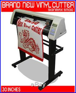 Brand NEW Sign Max 30 Vinyl Cutter WINPCSIGN Professional Software 2014 VINYL
