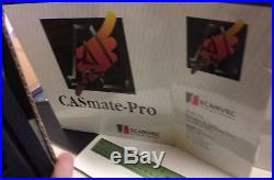 CASMATE PRO Vinyl Cutter Plotter plotting software Flexi Sign lab shop Scanvec