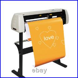 CE 33 Office Plotter Machine Cutter Vinyl Cutter Plotter with Software + Stand