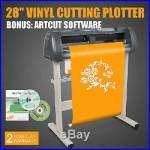 CUTTING PLOTTER CUTTER 28 720MM VINYL SIGN MAKING KIT WithARTCUT SOFTWARE MACHINE