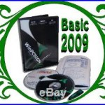CUTTING software WinPCSIGN Basic 2009. EASY TO USE Driver, VINYL CUTTER EDITING