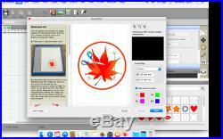 Easy Cut Studio Vinyl Cutting Software for USCutter, Roland, Graphtec, GCC