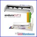EnduraCUT 2 Desktop Vinyl Cutter + Expert Software Bundle