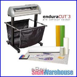 EnduraCUT 3 Vinyl Cutter and Expert Software