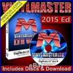 Excellent Value Craft and Hobby Vinyl Cutter Software VinylMaster Ltr V4.0