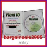 Flexi 10 Vinyl Plotter Cutter Cutting Software Flexi Starter SAI Windows PC