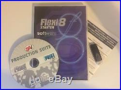 Flexi Starter 8.5 Vinyl Cutter Software For Signmaking