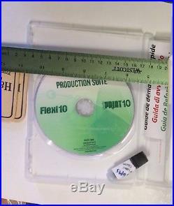 FlexiStarter 10 Vinyl Cutter Plotter plotting software Flexi Starter Sign shop