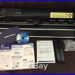 GCC Expert 24 Vinyl Cutter Plotter Software, USB Cord, and user Manual Included