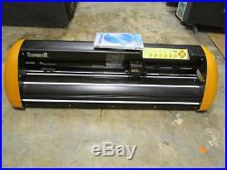 GCC Expert II 24 Vinyl Cutter Plotter & Software