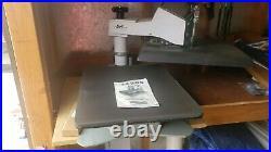 Geo Knight Heat Press 16 x 20 inch Jaguar 4 Vinyl Cutter software bundle tshirt