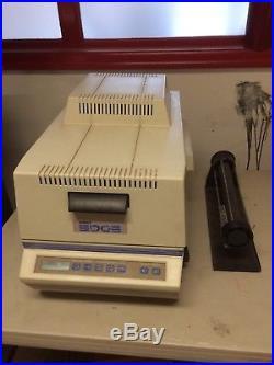 Gerber Edge LE Printer, GSx-Plus Plotter Vinyl Cutter, No software