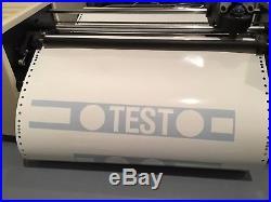 Gerber Edge Printer, Gsx-Plus Vinyl Cutter Plotter Omega Software