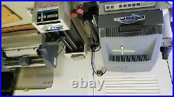 Gerber signmaking equipment. 2 cutters and one gerber edge2, software and dongle