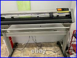 Graphtec CE6000-120 plus Cutting Plotter 48 cutter withstand, software, Vinyl Sign