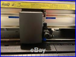 Graphtec CE6000-60 24 Vinyl Cutter Plotter with Stand, Software and Warranty