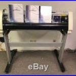 Graphtec Vinyl Cutter Cutting Pro Fc 7000-75 With Omega 3.0 Software And Key