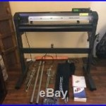 Graphtec fc8000-75 Vinyl Cutter Plotter with Sign Lab 8 Software