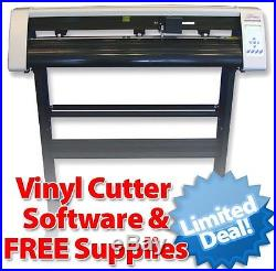 Great Starter Pkg Powerful Reliable Vinyl Cutter withSoftware Vinly Sign Plotter