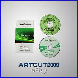 HQ NEW Redsail 28IN Cutting Plotter Vinyl Cutter with ARTCUT2009 Software