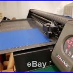 Ioline 300 Cutter with software for cutting twill, vinyl, and fabrics