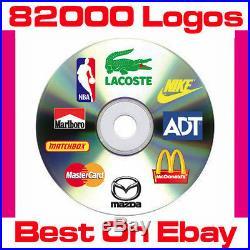Logo Clipart Library DVD Vinyl Cutter Plotter T Shirt Image Signs Printing Art