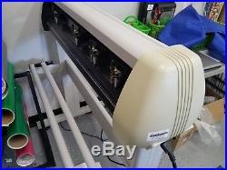 Master XY-380P Vinyl Cutter 30 + FlexiSTARTER Software