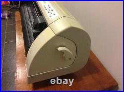 Mimaki cg60 vinyl cutter with soft ware