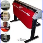 NEW 48 Sign Making BUSINESS Vinyl Cutter Vinyl kit & Software 2014