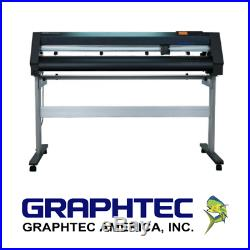 NEW Graphtec CE7000-130 50 Vinyl Cutter Plotter with stand and software